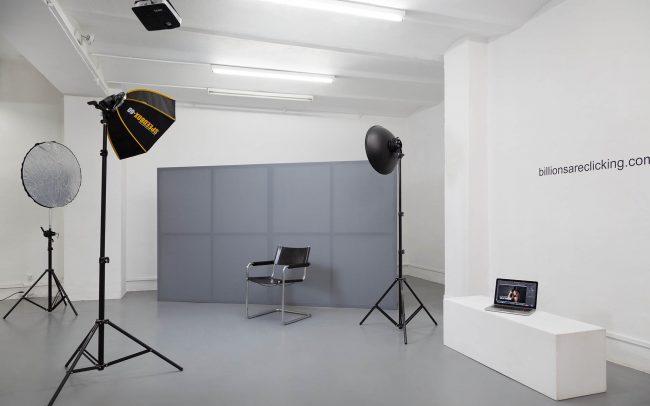 Studioaufnahme