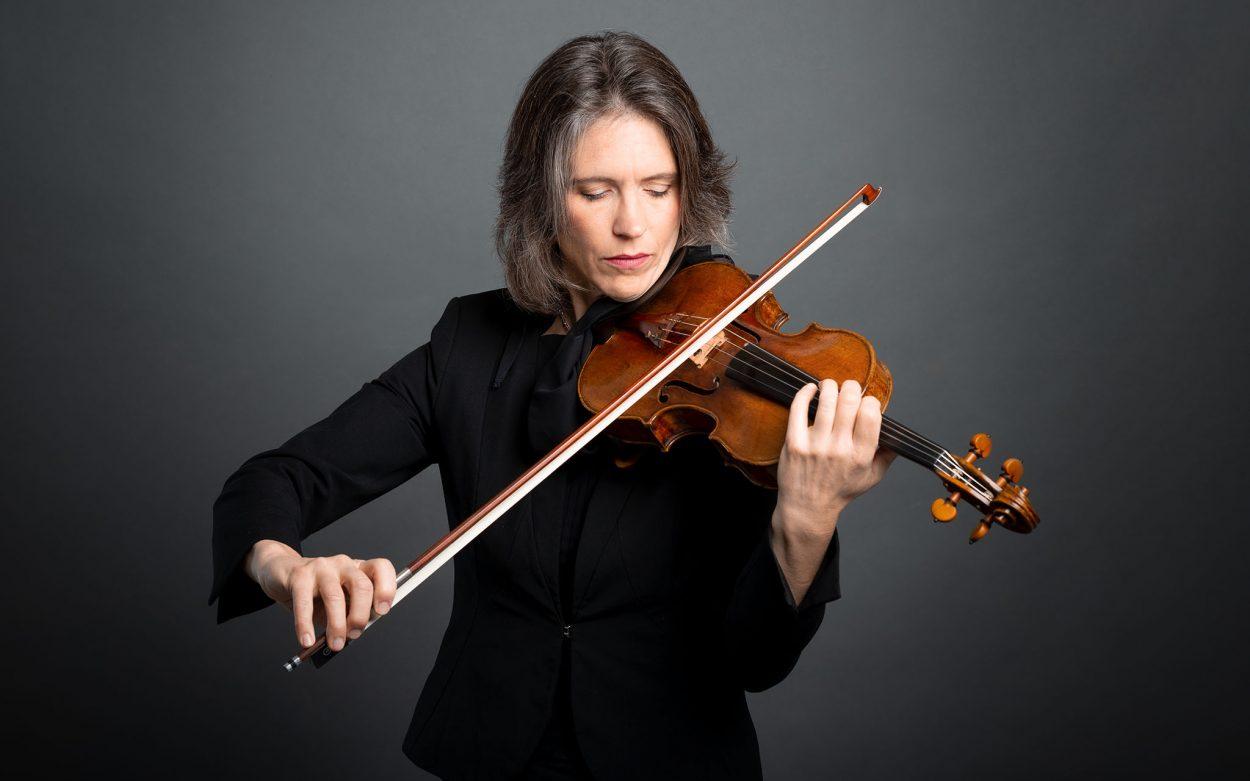 Musikerin geige - Violine Köln